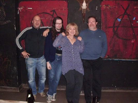 TT-Bluesband 2012 in Freiburg