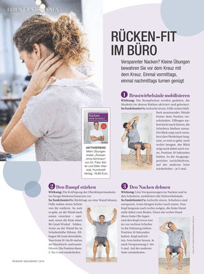 BUNTE Gesundheit 1/2019