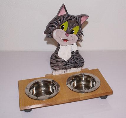Drolly Kitty Futterbar