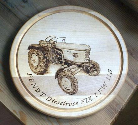 Traktor Fendt Dieselroß