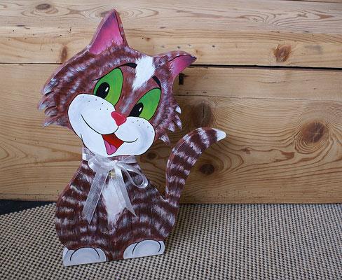 Drolly Kitty