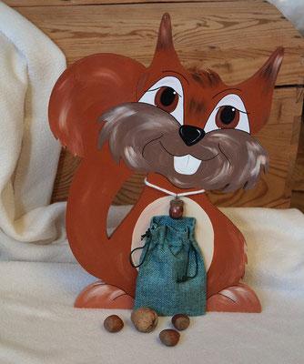 Drolly Squirrel