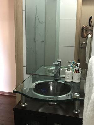 2nd shower bathroom