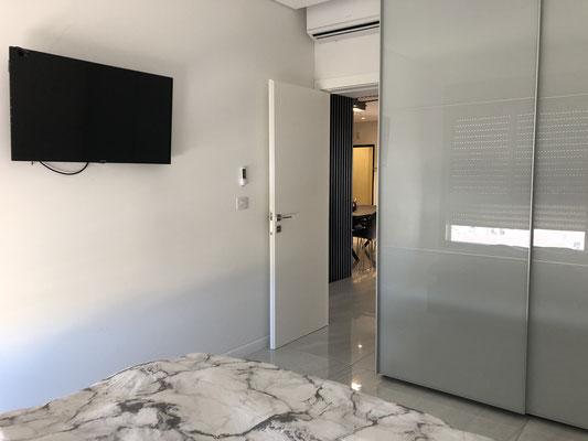 3rd  bedroom, single bed 1.20m