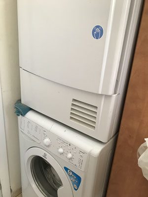 Lave-linge, sèche-linge