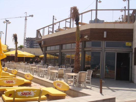 Café restaurant HOF