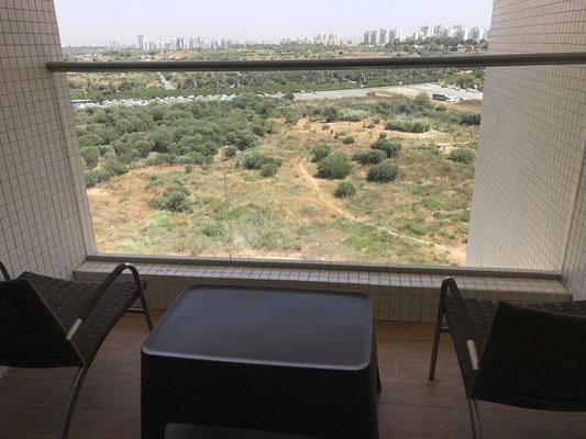 Terrasse suite parentale