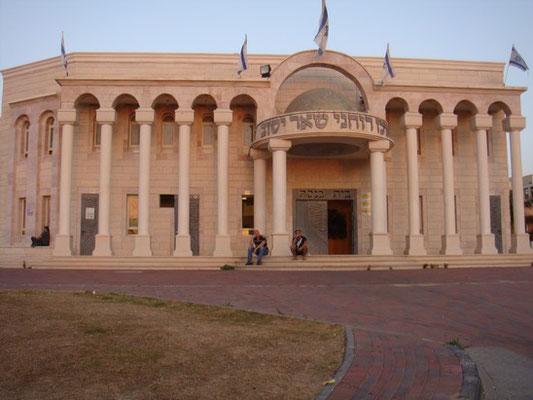 Synagogue à proximité
