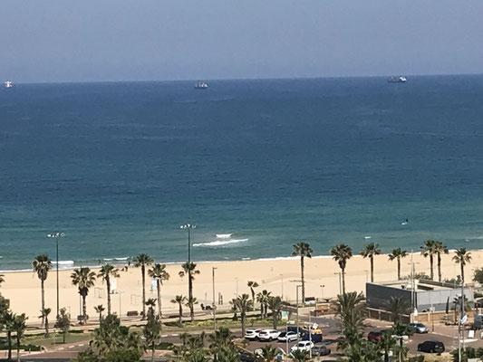 Belles plages d'Ashdod