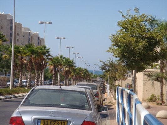 La plage est au bout de la rue Exodus