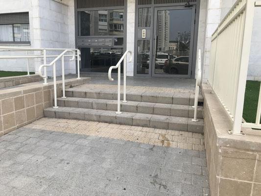 Entrée de l'immeuble