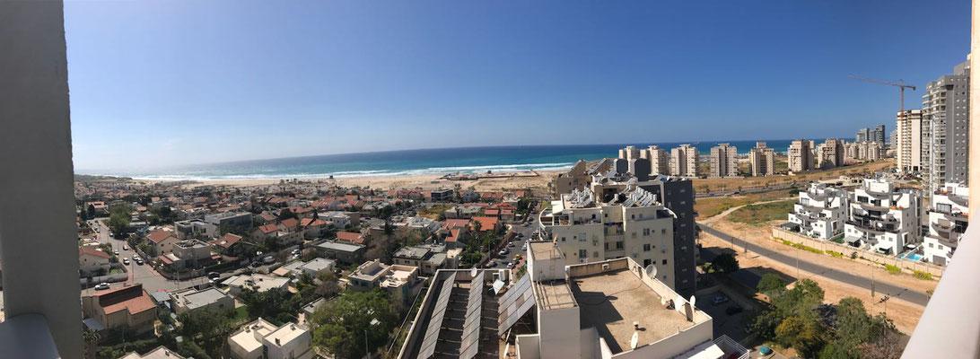 wonderful panoramic sea view