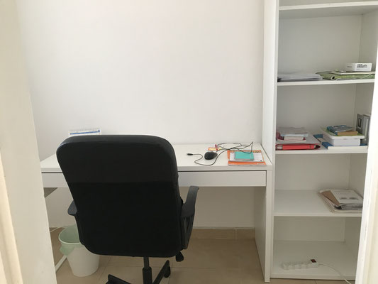 Bureau (ou dressing)