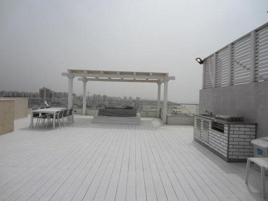 Terrasse de 100m2 aménagé