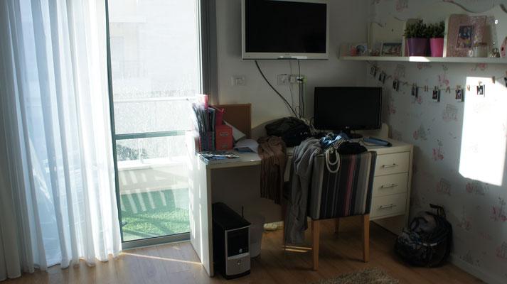 4ème chambre avec terrasse