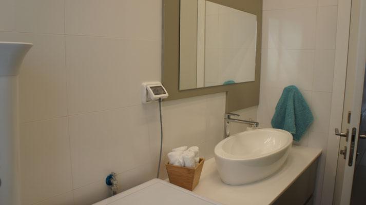 2ème salle de bain douche