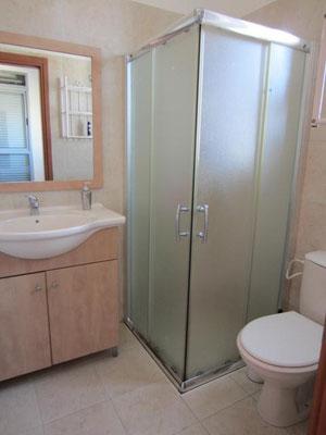 Salle de bain douche parents