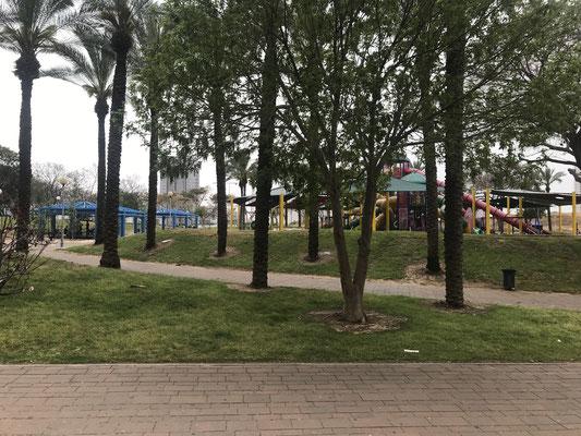 Proche parc