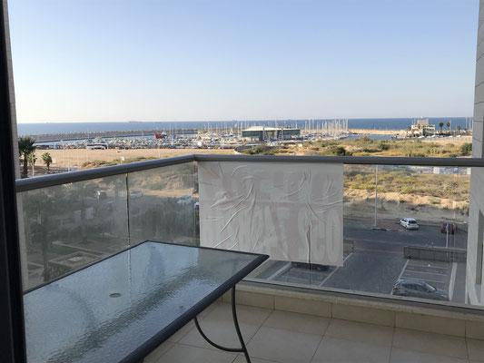 Terrasse vue Marina