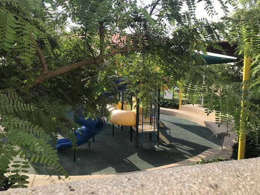 Parc à proximité