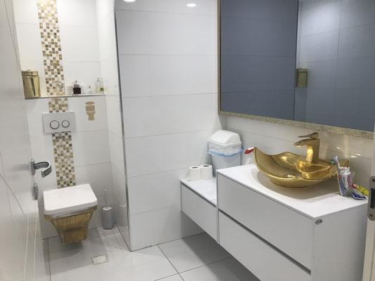 salle d'eau invités