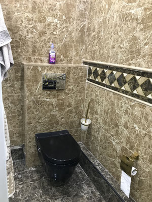 Parents bathroom