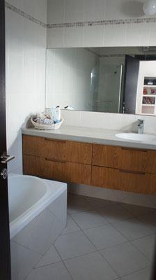 3ème SDB avec baignoire
