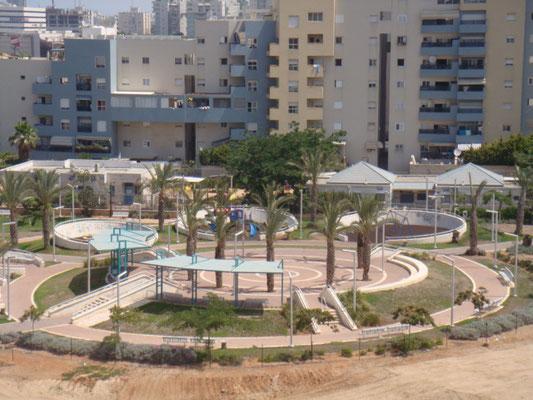 Autre parc du quartier Youd beit