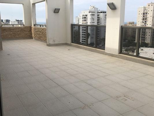 Terrace 100m2