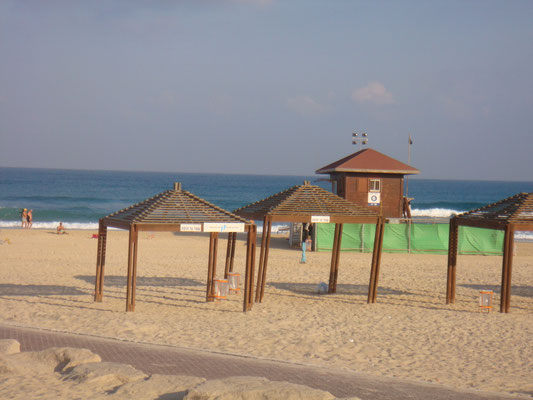 Yud alef beach