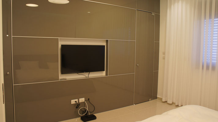 TV chambre parents