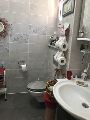Salle de bain douche complète