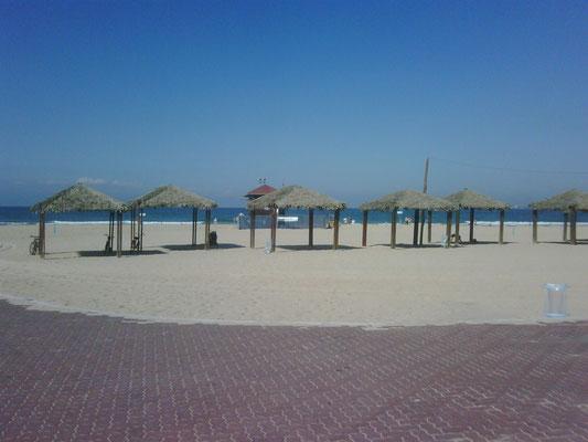 plage immense