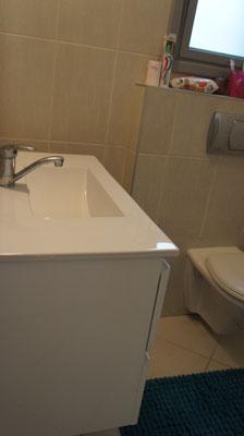 2ème SDB douche pour la 3ème chambre