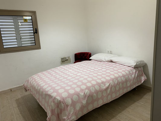 2nd bedroom, safe room