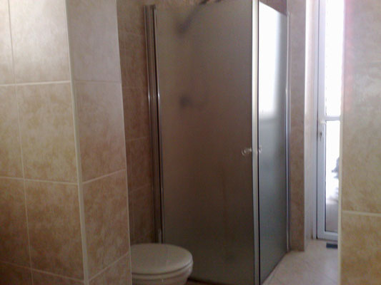 2nd shower bathroom