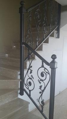 Vers l'étage