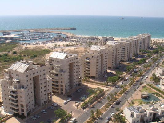 Vue quartier Marina