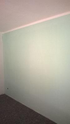 Malervlies Tapete für glatte Wände