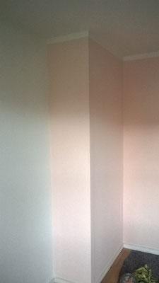 schöne Wandfarben - rosa Wände