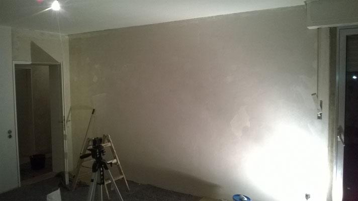 Wohnzimmerwände Renovieren - Maler Tommaso