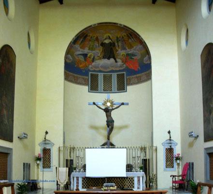 Firenze - Carmelo S. Maria degli Angeli - Chiesa del Monastero