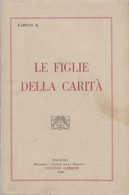 1930 Cellier, Le figlie della Carità