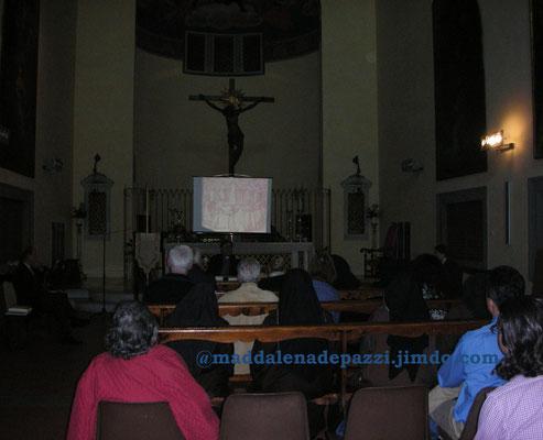 Firenze - Carmelo S. Maria degli Angeli - Momenti della Presentazion