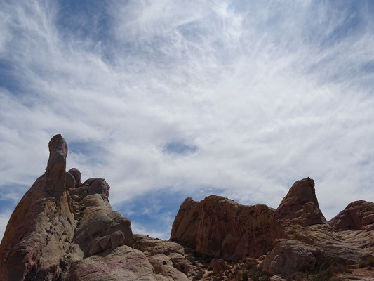Valley of Fire State Park - White Domes
