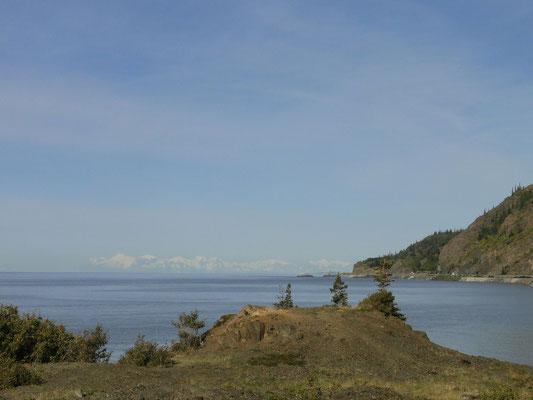 Anchorage selbst gibt nicht viel her - aber die Region ...