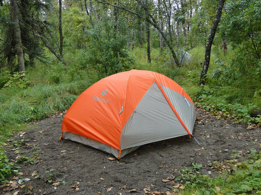 tolles Zelt, oder nicht?