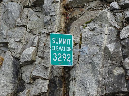 Summit am White Pass