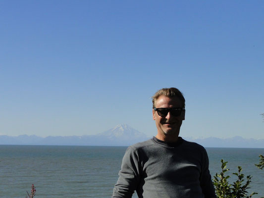 noch 51-Jähriger vor Mt. Redoubt