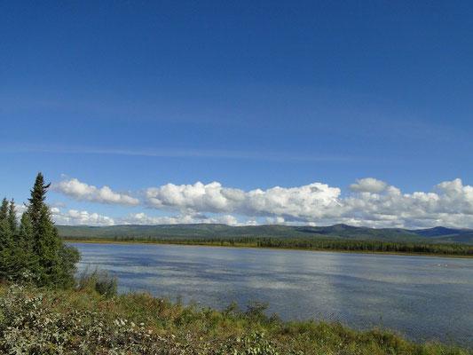 Gravel Lake (wichtiges Feuchtgebiet für Zugvögel)